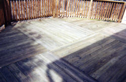 Professional Deck Washing in Maryland by Squeaky Clean